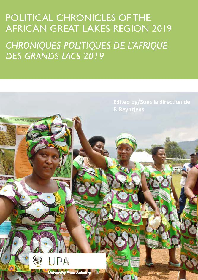 POLITICAL CHRONICLES OF THE AFRICAN GREAT LAKES REGION 2019 - e-book