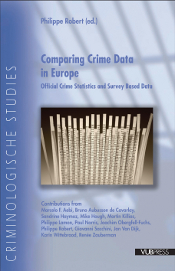 COMPARING CRIME DATA IN EUROPE