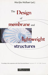 THE DESIGN OF MEMBRANE AND LIGHTWEIGHT STRUCTURES