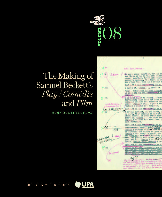 THE MAKING OF SAMUEL BECKETT'S PLAY/COMÉDIE AND FILM