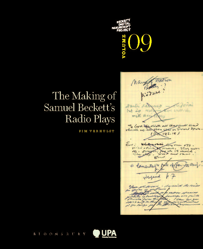 THE MAKING OF SAMUEL BECKETT'S RADIO PLAYS
